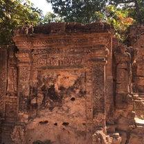 #カンボジアガイド(188) #シェムリアップ郊外のプラサットトラベンローンの記事に添付されている画像