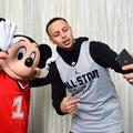 NBAオールスター:ステフィン・カリーの衣装の秘密/スリーポイントコンテスト