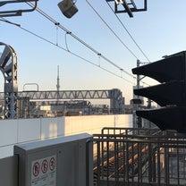 久しぶりの東武線の記事に添付されている画像