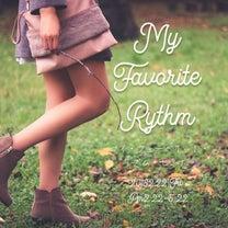 【募集】2/22My Favorite Rythmセミナー開催します!の記事に添付されている画像