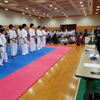 千葉中央支部内組手交流試合‼️の記事に添付されている画像
