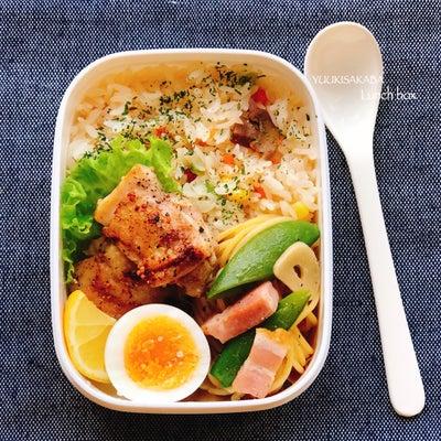 日曜日のお弁当は、冷凍食品も組み合わせて、朝15分、無理なく楽ちん弁当!の記事に添付されている画像