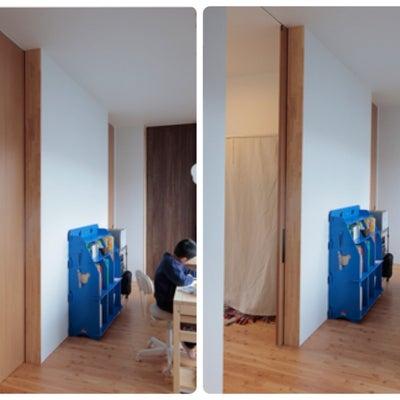 【着工 77日目】ハイドアのドア枠はかくし枠の記事に添付されている画像