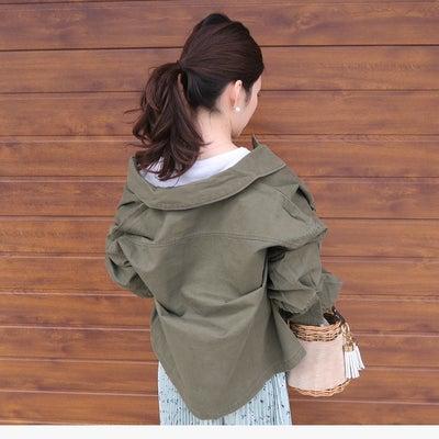 プリーツスカート にぴったりな春アウター♡の記事に添付されている画像