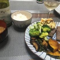 今日の夕ご飯の記事に添付されている画像