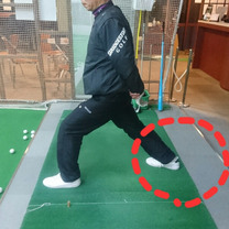 ゴルフに限らず健康にもいいストレッチ!の記事に添付されている画像