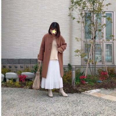プチプラスカートで女子会コーデ。の記事に添付されている画像