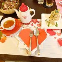 バレンタインオフ会の記事に添付されている画像