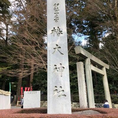 椿大神社に参拝しました☆の記事に添付されている画像