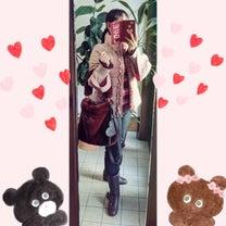 2月17日のラブコーデ♡の記事に添付されている画像