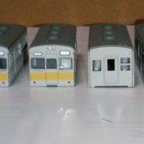 071 国鉄103系1200番台 黄色帯 非冷房 東西線乗り入れの記事に添付されている画像