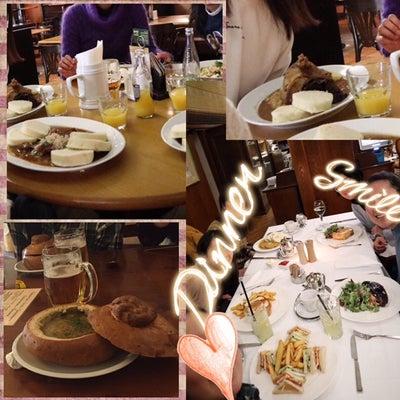 プラハで食べたものの記事に添付されている画像