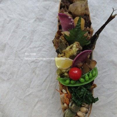 2/18 焼きさんま弁当の記事に添付されている画像