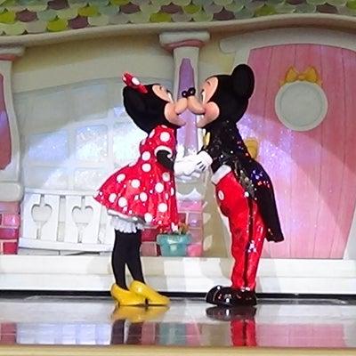 ワンマン カラー ミッキーとミニーちゃん♡の記事に添付されている画像