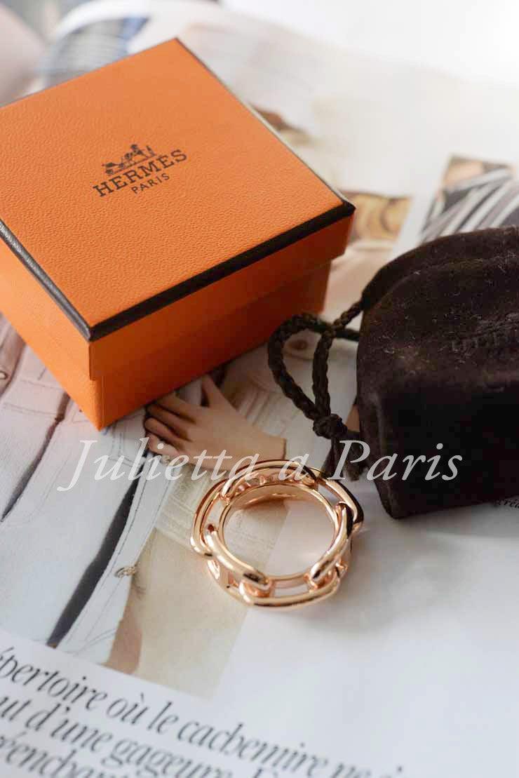 wholesale dealer 17ecd 89165 2019春夏新作!HERMESエルメスのスカーフリング人気No.1の ...