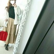 しまむら春アイテムのティアードスカートでコーデ☆の記事に添付されている画像