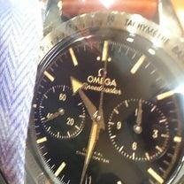『グッドワイフ』x OMEGAスピードマスターの記事に添付されている画像
