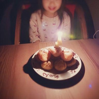 なーさん、4歳の誕生日の記事に添付されている画像