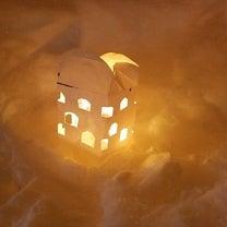 雪灯りの記事に添付されている画像