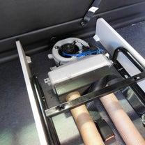 200系ハイエースの純正リヤヒーター移設の記事に添付されている画像