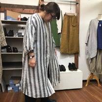 【LE CIEL】ストライプ羽織の記事に添付されている画像