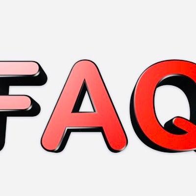 よくあるご質問の記事に添付されている画像