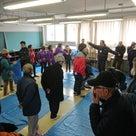 2/17(日) 避難所運営訓練 at 鷹番小学校の記事より