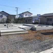 【小美玉市 E様邸】基礎工事完了しました。の記事に添付されている画像