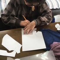 手縫いで犬の服作り^^の記事に添付されている画像