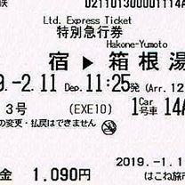 旅行記 第27回 『ロマンスカーで行く箱根湯本 2日間』 (その1)の記事に添付されている画像
