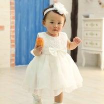 真っ白なドレスで♡の記事に添付されている画像