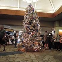 クリスマス飾り2018夜【Hilton Hawaiian Village, O'の記事に添付されている画像