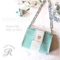 New bag「Stitch♡Stitch」の記事に添付されている画像