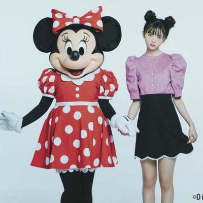 電話してみた!雑誌スウィートのミニーちゃんモデル出演の件!の記事に添付されている画像