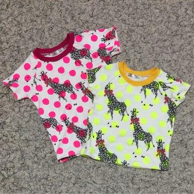 オーダー品、半袖tシャツ&ショートパンツ&プルオーバー &モンキーパンツの記事に添付されている画像