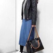 めちゃ履きやすいUNIQLOデニムスカートコーデ♡の記事に添付されている画像