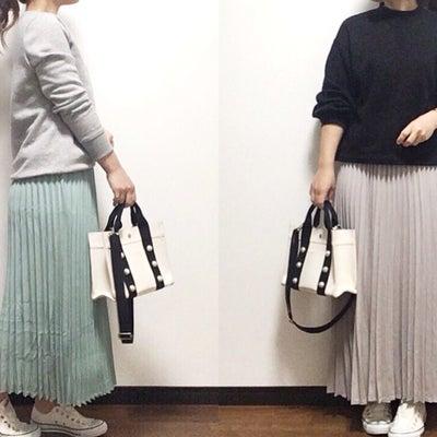 【比較】売上NO.1の楽天人気スカート / 短めプリーツスカートを穿く時の対策の記事に添付されている画像