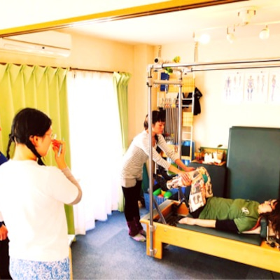*Pilates Japan インストラクター養成コース、モジュール3が終わりまの記事に添付されている画像
