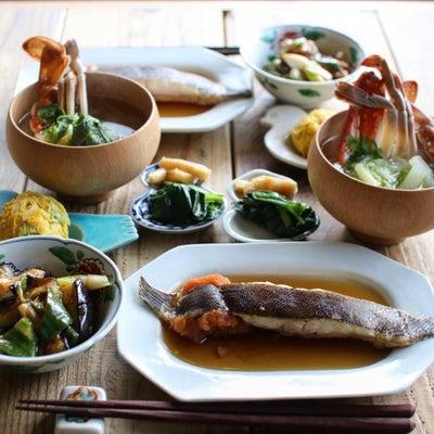 なめたカレイで晩御飯の記事に添付されている画像