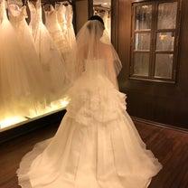 ウエディングドレス決定〜!の記事に添付されている画像