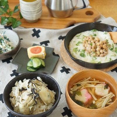 牡蠣ごはんと作り置きで晩ごはんの記事に添付されている画像