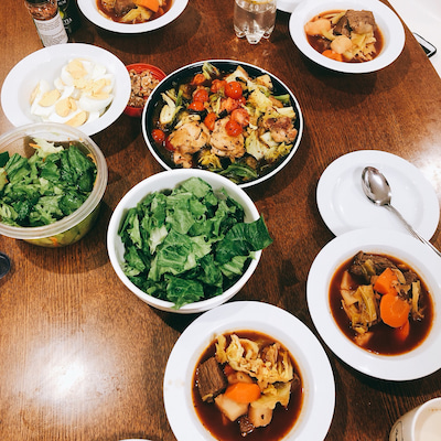 おうちパーティご飯でもしっかりダイエットの記事に添付されている画像