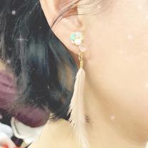 「貼るピアス イヤー3Dジュエル®︎」のこんな使い方もアリ!!の記事に添付されている画像