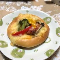 ピザパンですの記事に添付されている画像