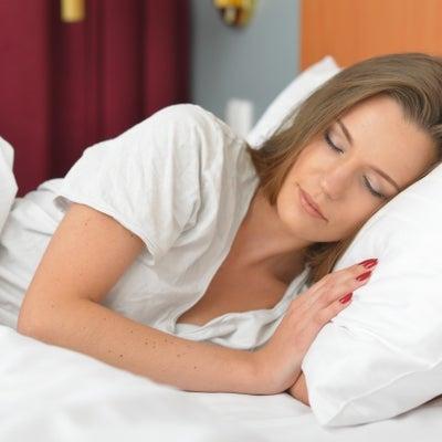 睡眠不足と体のコンディションについての記事に添付されている画像