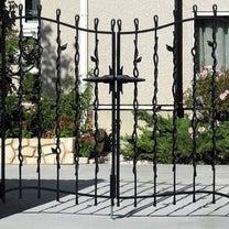 門扉壊れた...。の記事に添付されている画像