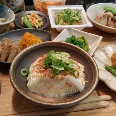 豆腐屋さんの寄せ豆腐で晩酌の記事に添付されている画像