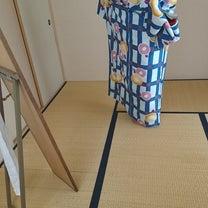 Oさま*はじめてさんの着付けレッスン②の記事に添付されている画像
