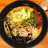 第30麺 御徒町 シビレ味噌らーめん@なんつっ亭の記事に添付されている画像