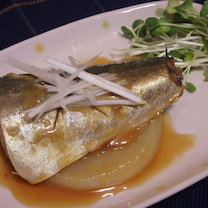 大根とサバの味噌煮の記事に添付されている画像
